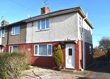Thumbnail 3 bed semi-detached house for sale in Scarborough Road, Bilsthorpe, Newark