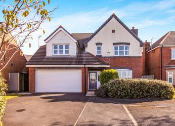 Thumbnail 4 bed detached house for sale in Cavell Close, Blackburn, Lancashire