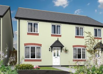 Thumbnail 2 bed terraced house for sale in Tregony Road, Probus, Truro