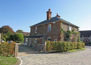 Thumbnail 4 bed detached house for sale in Packhorse Lane, Marcham, Abingdon