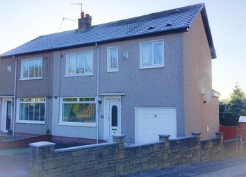 Thumbnail 3 bedroom semi-detached house for sale in Ardgowan Drive, Uddingston, Glasgow