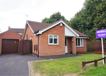 Thumbnail 3 bed detached bungalow for sale in Shearwater Close, Derby