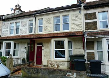 Thumbnail 4 bed terraced house for sale in Selworthy Road, Brislington, Bristol