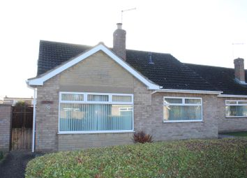 Thumbnail 3 bed detached bungalow for sale in Beauvale Gardens, Peterborough