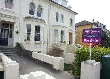 Thumbnail 1 bed flat for sale in 39 Clermont Terrace, Brighton