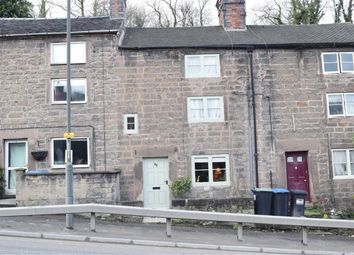 Thumbnail 2 bed cottage for sale in The Hill, Cromford, Derbyshire
