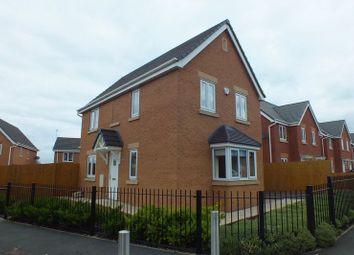 Thumbnail 3 bed detached house for sale in Greenhead Street, Burslem, Stoke-On-Trent