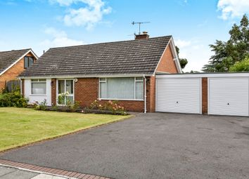 Thumbnail 3 bed detached bungalow for sale in The Paddock, Upton, Wirral