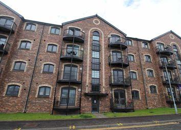 Thumbnail 2 bed flat for sale in James Watt Way, Greenock, Renfrewshire