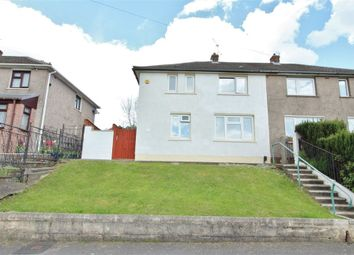 Thumbnail 2 bed semi-detached house for sale in Granville Close, Rogerstone, Newport