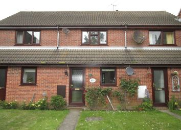 Thumbnail 2 bed terraced house to rent in Weavers Close, Stalham, Norwich