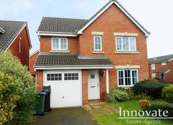 Thumbnail 4 bed detached house for sale in Powke Lane, Rowley Regis