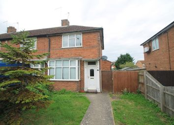Thumbnail 2 bedroom end terrace house for sale in Weedon Road, Aylesbury