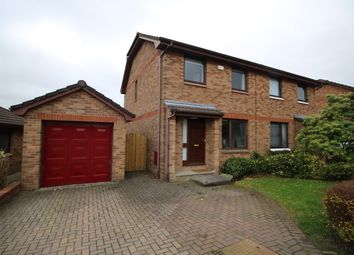 Thumbnail 3 bed semi-detached house for sale in 14, South Dumbreck Road, Kilsyth