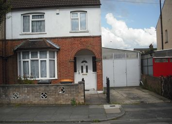 Thumbnail 3 bed semi-detached house to rent in Westfield Road, Bedford