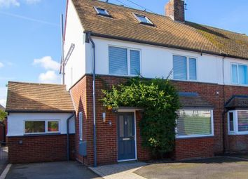 Thumbnail 4 bedroom semi-detached house for sale in Sussex Gardens, Herne Bay