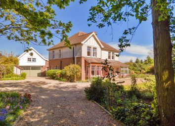 Thumbnail 4 bed property for sale in Yarmouth Road, North Walsham