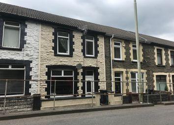 Thumbnail 3 bed terraced house for sale in Danyderi Terrace, Merthyr Vale, Merthyr Tydfil