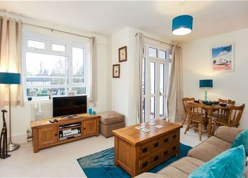Thumbnail 2 bed flat for sale in Allenswood, Albert Drive, London