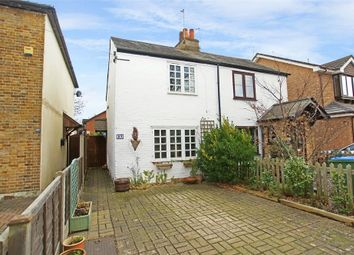 Thumbnail 2 bed cottage for sale in Green Lane, Hersham, Walton-On-Thames, Surrey