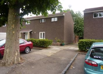 Thumbnail 2 bedroom terraced house to rent in Fishers Close, Waltham Cross, Hertfordshire