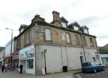 Thumbnail 4 bedroom flat for sale in Hill Street, Wishaw