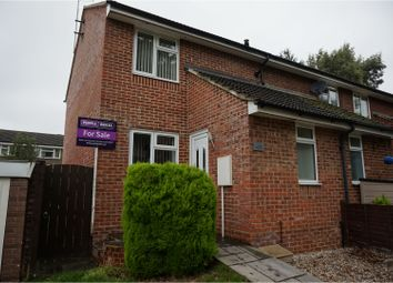 Thumbnail 2 bed end terrace house for sale in Jubilee Close, Haywards Heath