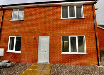 Thumbnail 4 bed semi-detached house to rent in Factory Street, Lowestoft