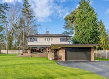 Thumbnail 4 bed property for sale in Lovelace Avenue, Solihull