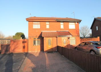 Thumbnail 2 bed semi-detached house for sale in Amberley Close, Liverpool