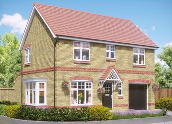 Thumbnail 3 bed detached house for sale in Highfield Place, Headbolt Lane, Kirkby