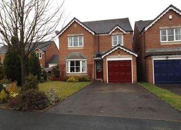 Thumbnail 4 bed detached house for sale in Long Mynd Close, Willenhall, West Midlands, Willenhall