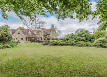 Thumbnail 5 bed detached house to rent in Hatherop, Cirencester