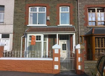 Thumbnail 5 bed terraced house for sale in Station Street, Treherbert, Treorchy, Rhondda, Cynon, Taff.