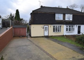 Thumbnail 3 bed semi-detached house for sale in Shelley Close, Orpington, Kent