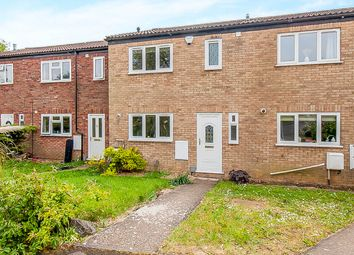 Thumbnail 3 bed terraced house for sale in Blenheim Way, Yaxley, Peterborough