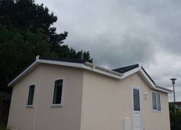 Thumbnail 1 bedroom mobile/park home for sale in Trelowth, St Austell Cornwall