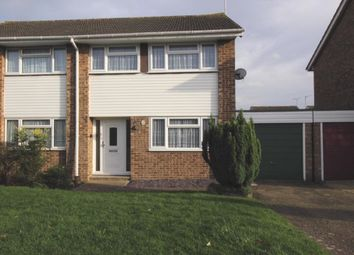Thumbnail 3 bed semi-detached house for sale in Dahlia Drive, Swanley