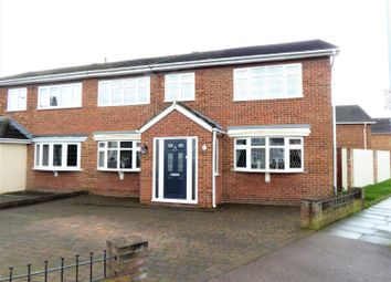 Thumbnail 5 bedroom semi-detached house for sale in Nicola Terrace, 341 Long Lane, Bexleyheath Kent