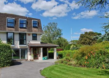 Thumbnail 4 bedroom town house for sale in Solent Avenue, Lymington