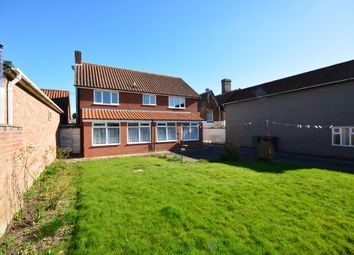 Thumbnail 4 bed detached house for sale in The Green, Pulham Market, Diss