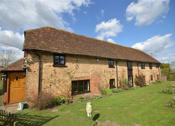 Thumbnail 4 bed cottage for sale in Itchel Lane, Crondall, Farnham