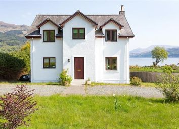 Thumbnail 4 bed detached house for sale in The White House, Ardentinny, Dunoon, Argyll And Bute