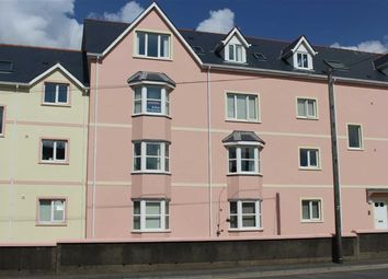 Thumbnail 2 bed flat for sale in Borough View Apartments, London Road, Pembroke Dock