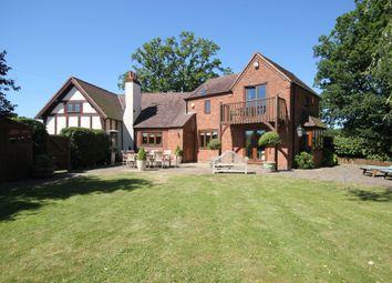 Thumbnail 4 bed detached house for sale in Seafield Lane, Alvechurch, Birmingham