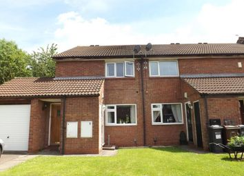 Thumbnail 1 bed maisonette for sale in Blewitt Close, Castle Bromwich, Birmingham, West Midlands