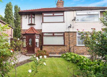 Thumbnail 3 bed semi-detached house for sale in Town Row, West Derby, Liverpool