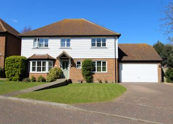 Thumbnail 4 bed detached house for sale in Walnut Close, Broadstairs