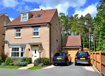 Thumbnail 4 bed detached house for sale in Darwin Court, Colsterworth, Grantham