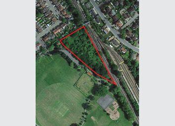 Thumbnail Land for sale in Kingsley Road, Harrow